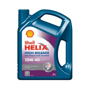 Shell Helix High Mileage SAE10W-40